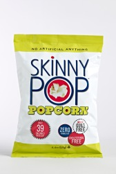 Look for SkinnyPop at a grocery store near you.