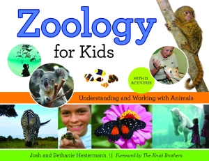 Zoology for Kids Cover Image